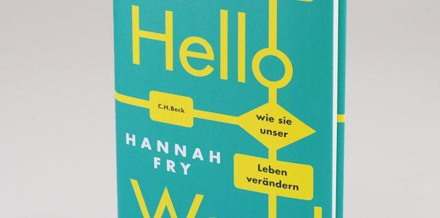 Hello World von Hannah Fry